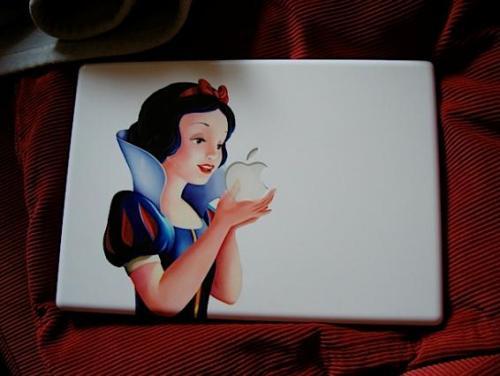 branca de neve ibook