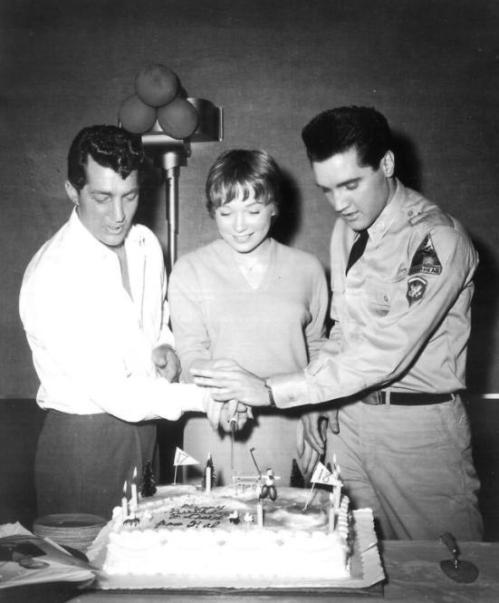 Dean Martin - Shirley MacLaine - Elvis Presley