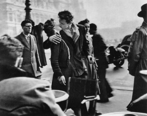 doisneau - beijo