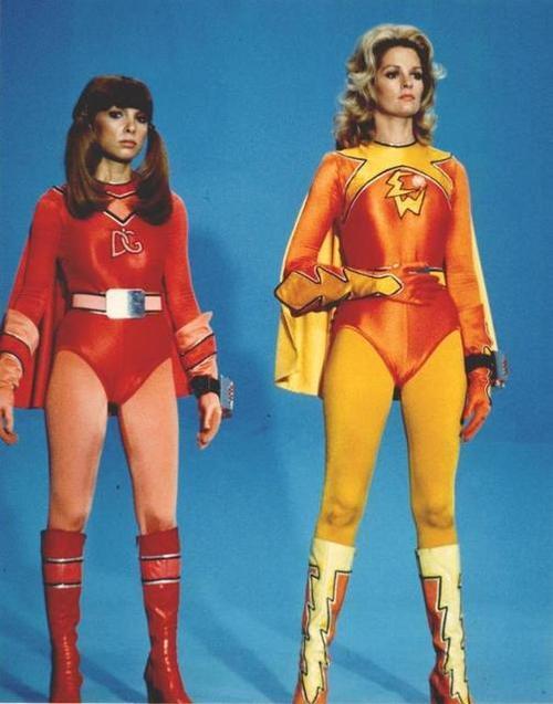 electra woman e dina girl