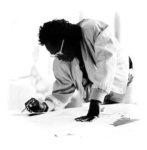 herman leonard - malibu - 1989