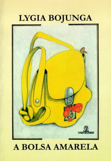 A bolsa Amarela de Raquel