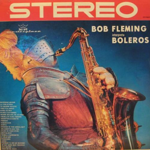 Bob Fleming interpreta boleros