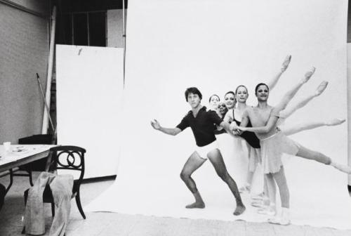 Brigitte Lacombe - Dustin Hoffman