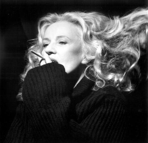 Brigitte Lacombe - Jeanne Moreau