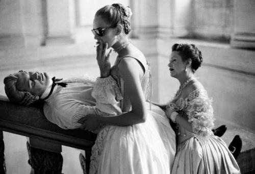 Brigitte Lacombe - John Malkovich - Uma Thurman - Swoozie Kurtz