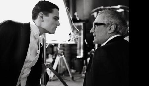 Brigitte Lacombe - Leonardo DiCaprio ee Martin Scorsese