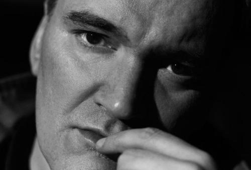 Brigitte Lacombe - Quentin Tarantino