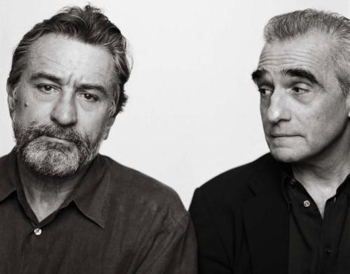 Brigitte Lacombe - Robert DeNiro e Martin Scorsese