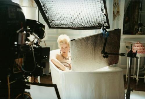 Brigitte Lacombe - Scarltt Johansson