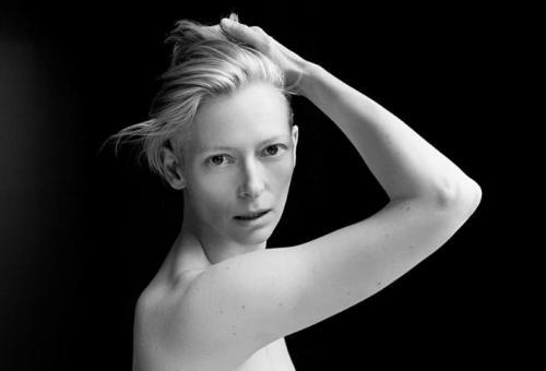 Brigitte Lacombe - Tilda Swinton
