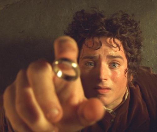 Frodo e o anel