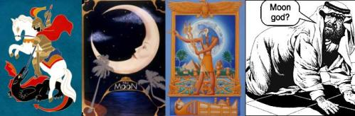 Lua - mitologia - crendice