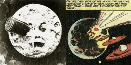 Lua na FICÇÃO CIENTÍFICA
