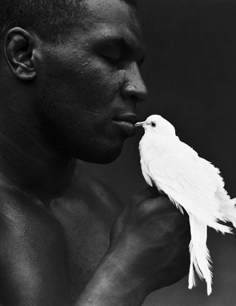 michel comte - mike tyson 1990