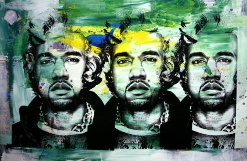 Mr Brainwash - Kanye West
