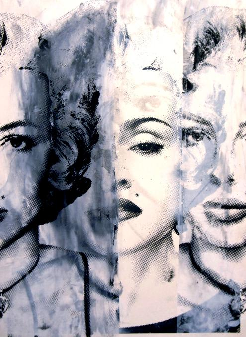 Mr Brainwash - Madonna e Marilyn Monroe