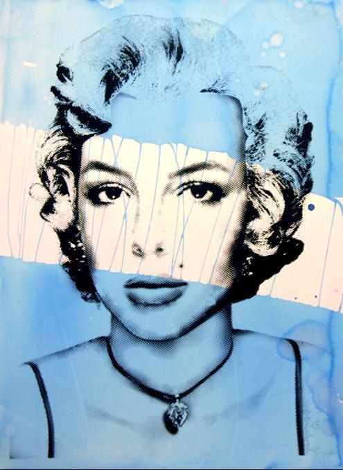 Mr Brainwash - Marilyn Moroe e Britney Spears