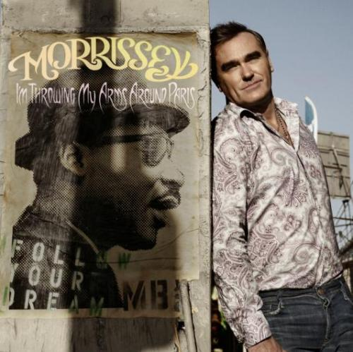 Mr Brainwash - Morrissey - I'm throwing my arms around Paris