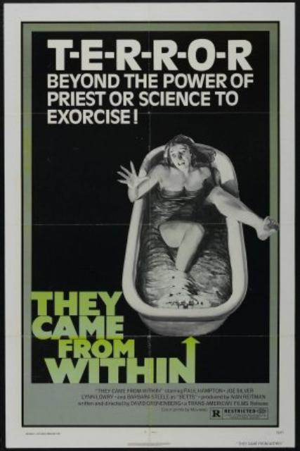 They came from within (1975)