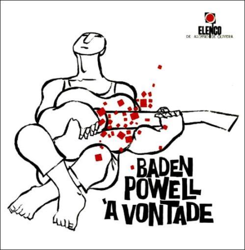 1964 - Elenco - Baden Powell à Vontade
