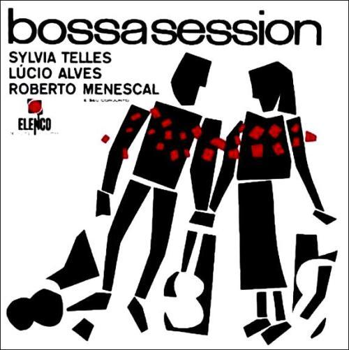 1964 - Elnco - Sylvia Telles - Lúcio Alves - Roberto Menescal e Seu Conjunto - Bossa Session