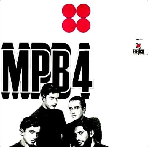 1966 - Elenco - MPB-4 - MPB4