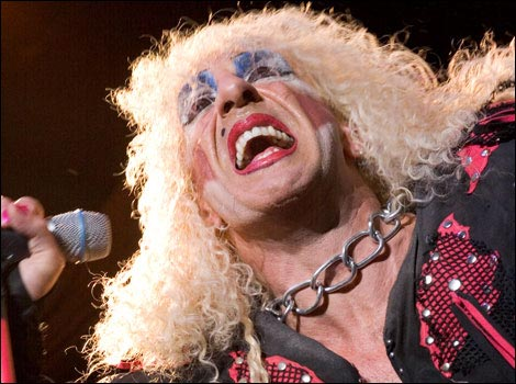 Dee Snider -Twisted Sister