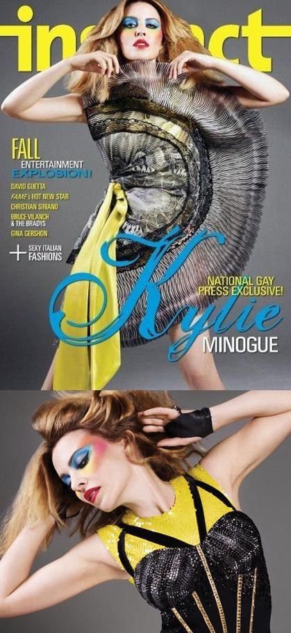 Kylie Minogue - Instinct Magazine