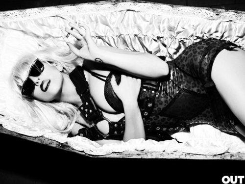 Lady Gaga by Ellen Von Unwerth 02
