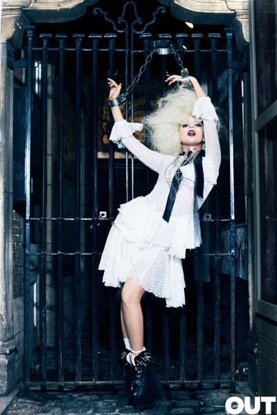 Lady Gaga by Ellen Von Unwerth 03