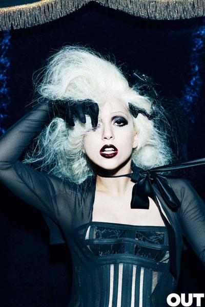 Lady Gaga by Ellen Von Unwerth 06