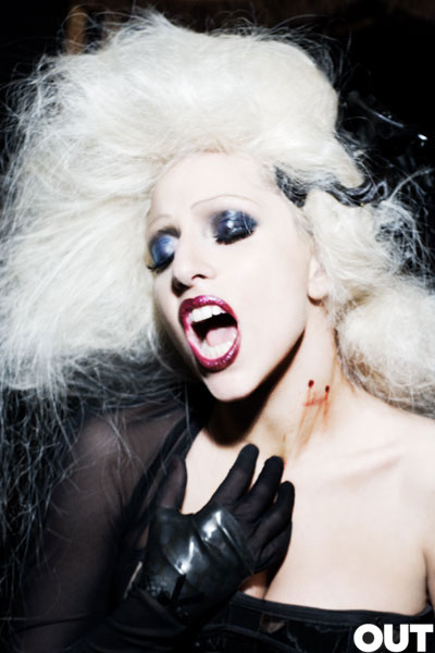 Lady Gaga by Ellen Von Unwerth 08