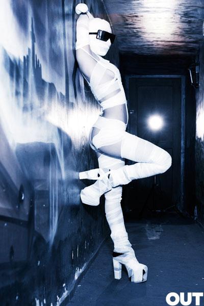 Lady Gaga by Ellen Von Unwerth 09