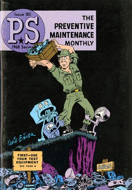 ps - will eisner 22