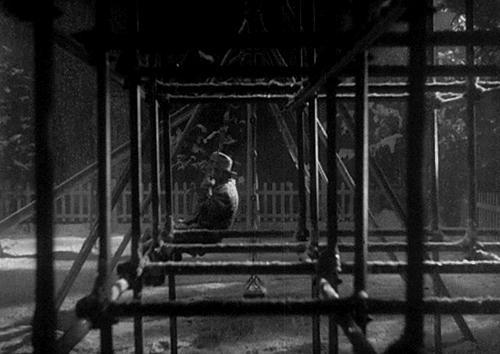Quadrro dentro do quadro - Ikiru - Akira Kurosawa - 1952