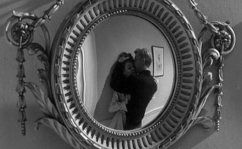 Quadrro dentro do quadro - The servant - Joseph Losey - 1963