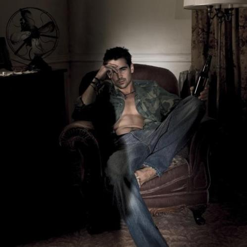 Tom Munro - Colin Farrell