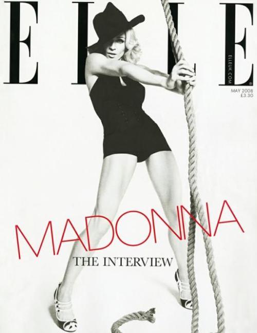 Tom Munro - Elle - Madonna