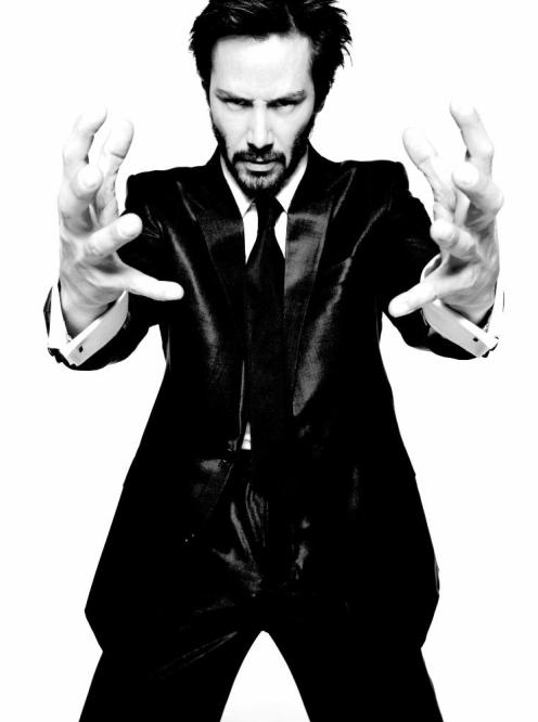 Tom Munro - Keanu Reeves