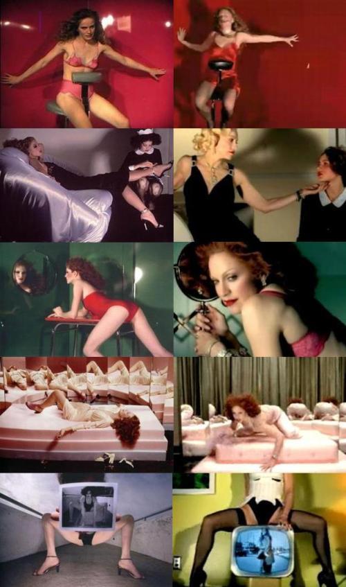 Influência de Guy Bourdin - Madonna