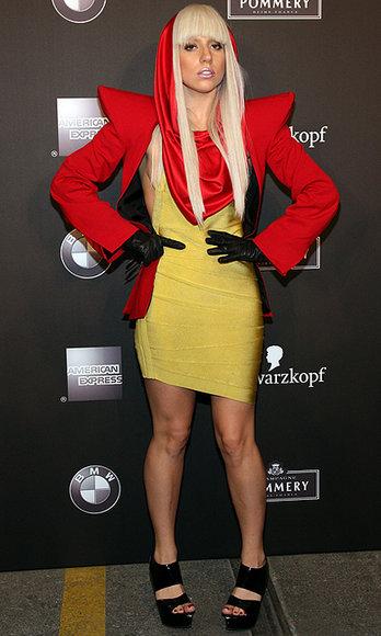 Lady Gaga Style 07