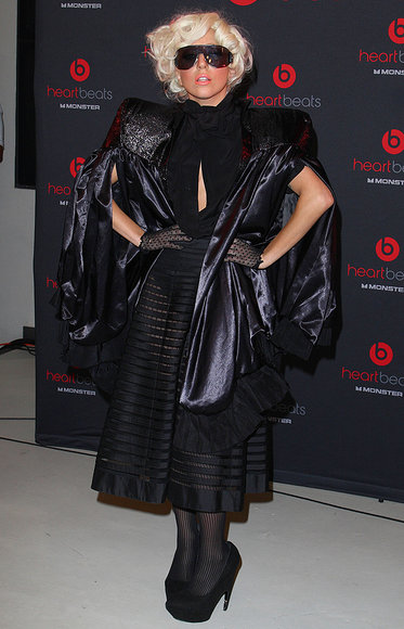Lady Gaga Style 08