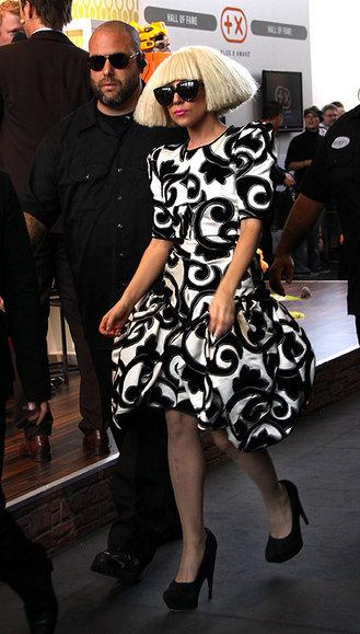 Lady Gaga Style 09