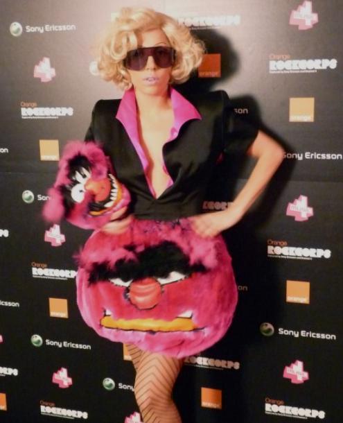 Lady Gaga Style 18