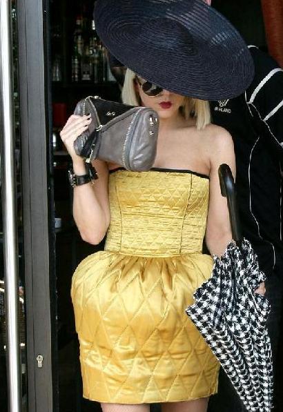 Lady Gaga Style 21