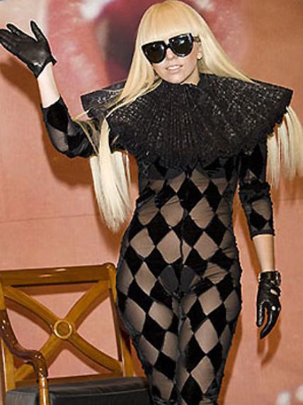 Lady Gaga Style 25