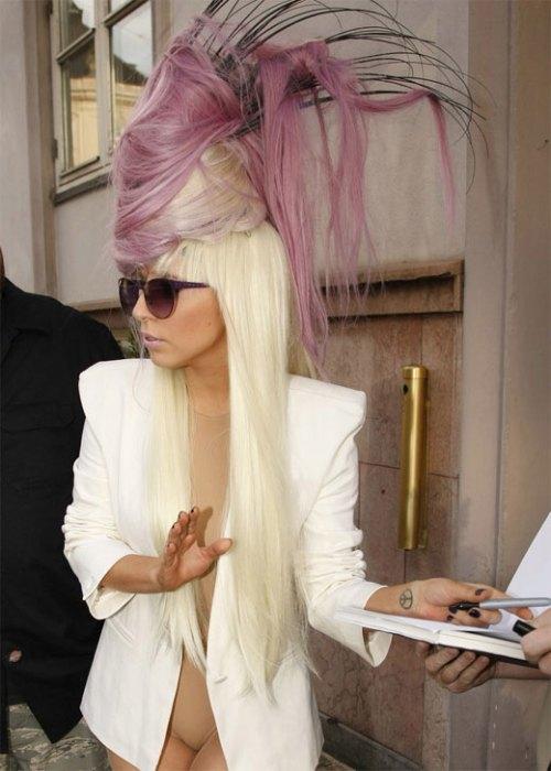 Lady Gaga Style 26