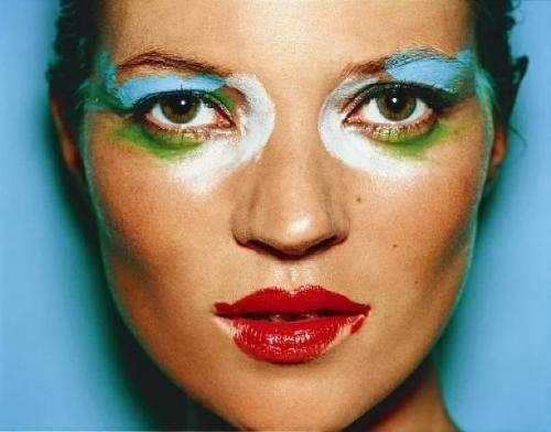 MarioTestino -Kate Moss