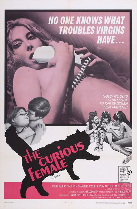 The curious female - 1970